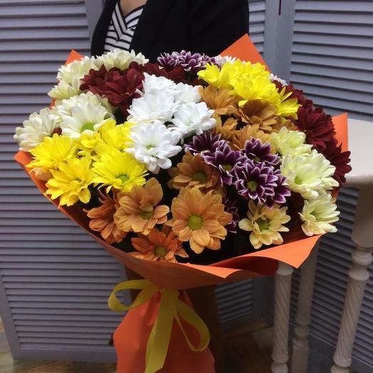 От всей души :)): букеты цветов на заказ Flowwow
