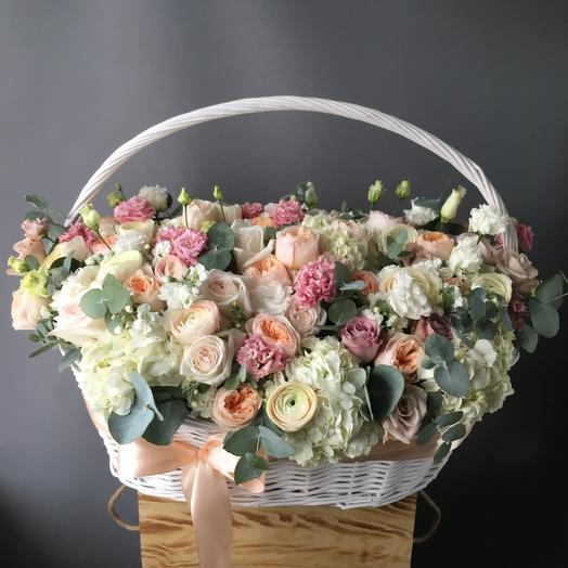 Аннинский сад: букеты цветов на заказ Flowwow