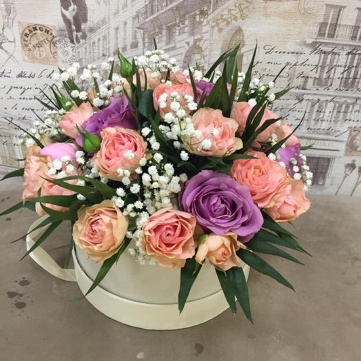 Boite 1: букеты цветов на заказ Flowwow