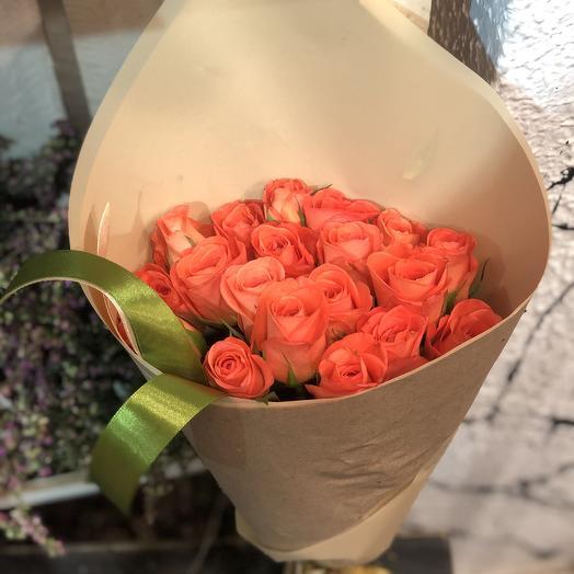 Кенийский микс 2 19 роз