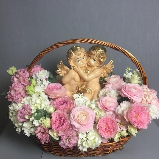 На облаках: букеты цветов на заказ Flowwow