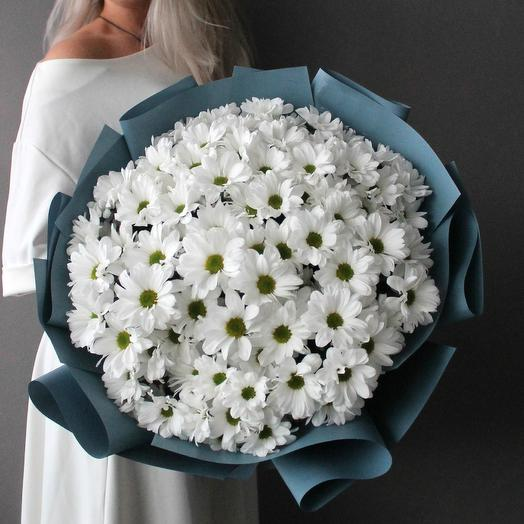 A bouquet of chrysanthemums 23