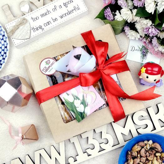 Для прекрасных дам: букеты цветов на заказ Flowwow