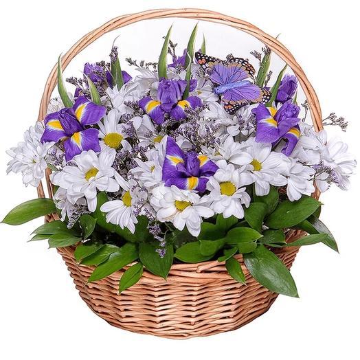 Композиция Настроение: букеты цветов на заказ Flowwow