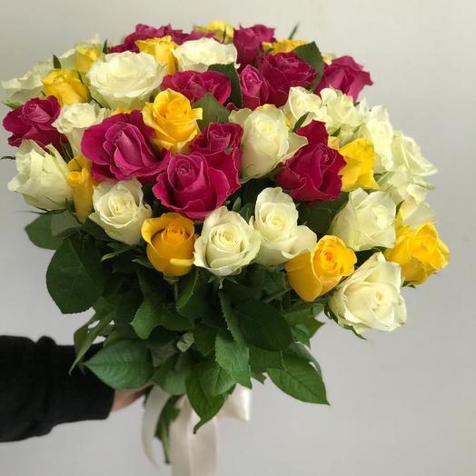 Роза Кения 51 шт 🌹