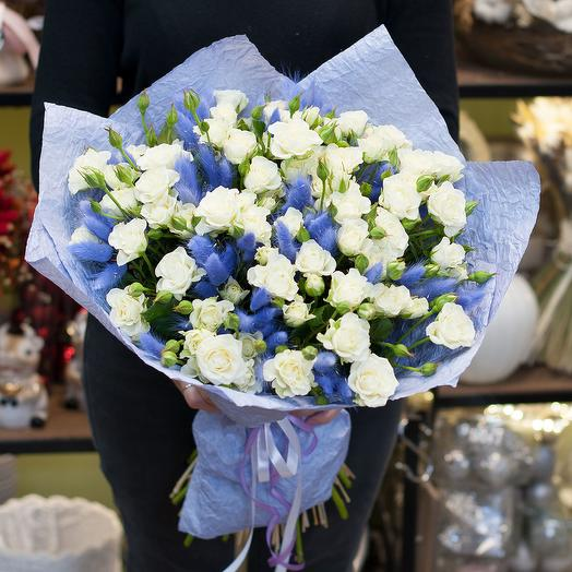 Букет цветов Бриз