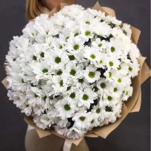 "Bouquet "" Chrysanthemum Chamomile»"