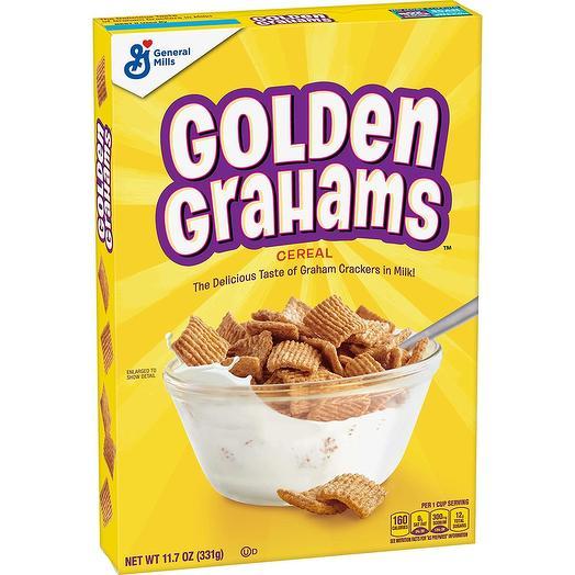 Готовый завтрак Golden Grahams 331 гр