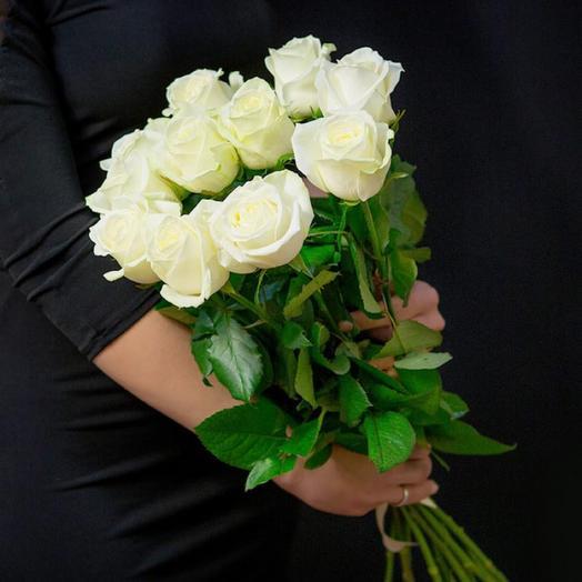 Букет Белые розы