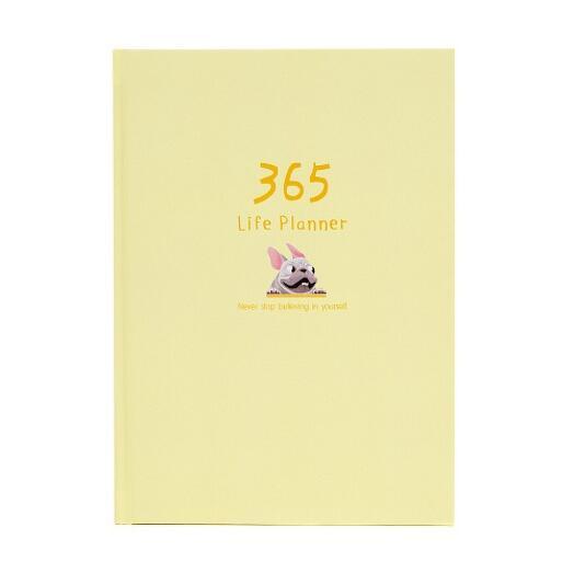 "Ежедневник ""365. Мопс"""