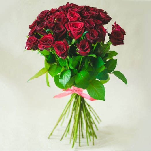35 red roses: flowers to order Flowwow