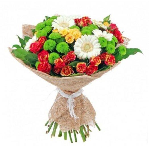 Букет Ноктюрн: букеты цветов на заказ Flowwow