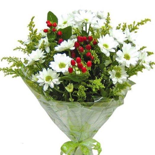 БЦ-160132 Полевой букетик: букеты цветов на заказ Flowwow