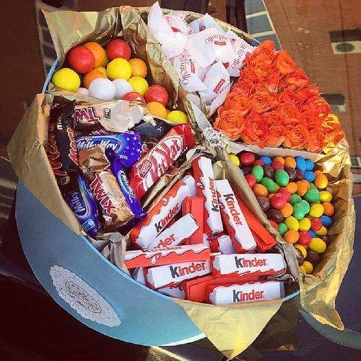 """Сладкий подарок """"Шоколадный рай"""""""