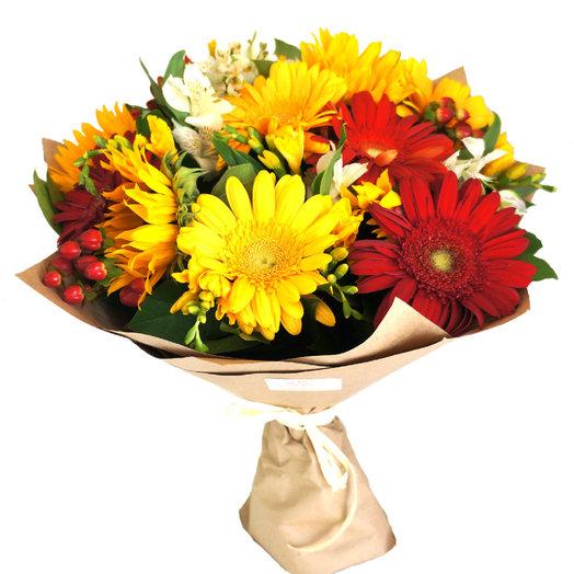 Букет№7 Леменс: букеты цветов на заказ Flowwow