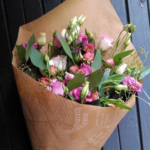 Очарование нежности (Букет 49): букеты цветов на заказ Flowwow