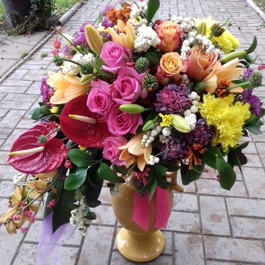Ла Рошель: букеты цветов на заказ Flowwow
