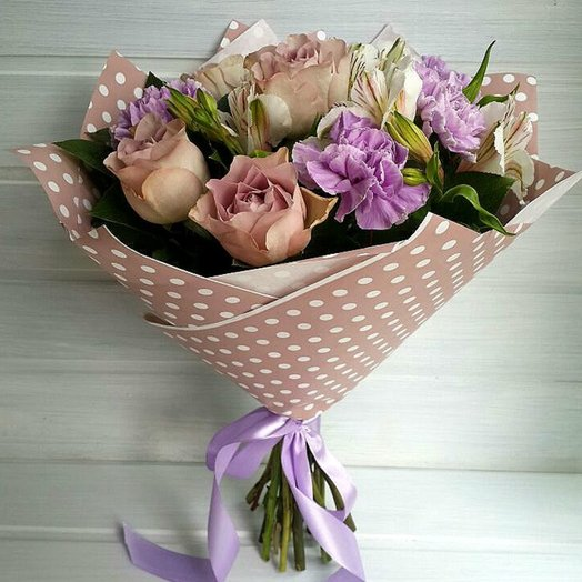 Галина: букеты цветов на заказ Flowwow