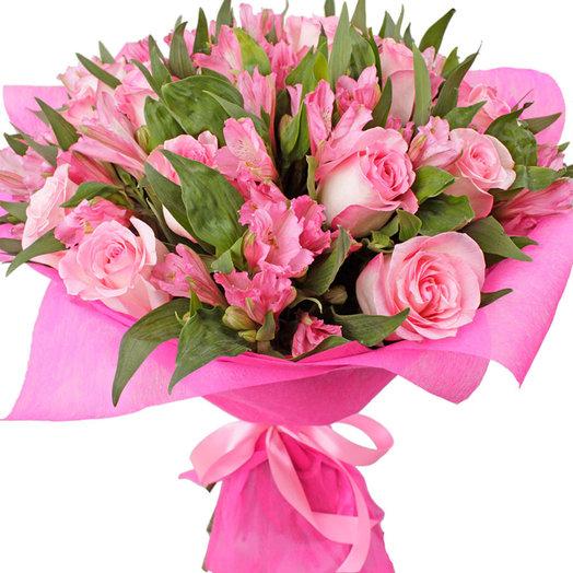 """Букет """"Гламурный"""": букеты цветов на заказ Flowwow"""