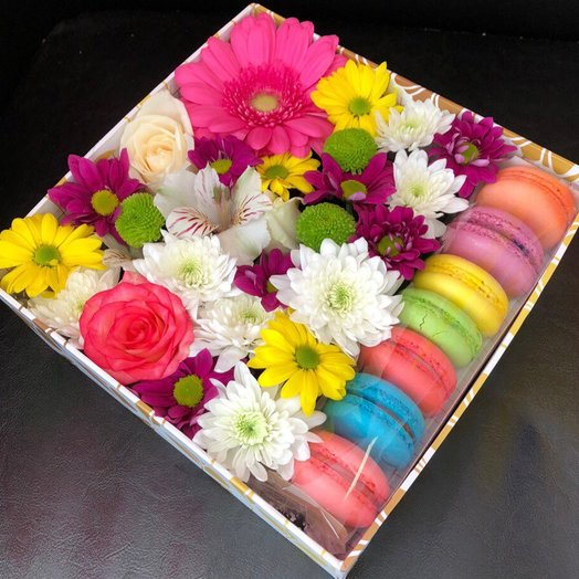 Солнечный остров: букеты цветов на заказ Flowwow