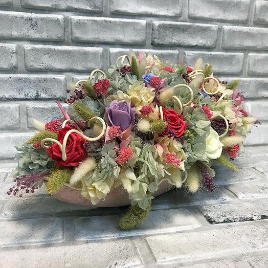 Интерьерная композиция : букеты цветов на заказ Flowwow