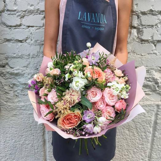 """Букет """"Алессия"""": букеты цветов на заказ Flowwow"""