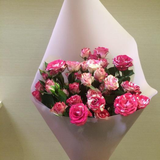 Розочки: букеты цветов на заказ Flowwow