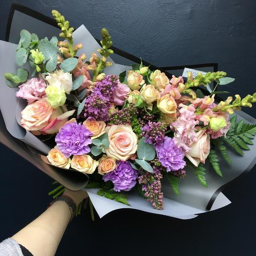 Кусочек весны: букеты цветов на заказ Flowwow