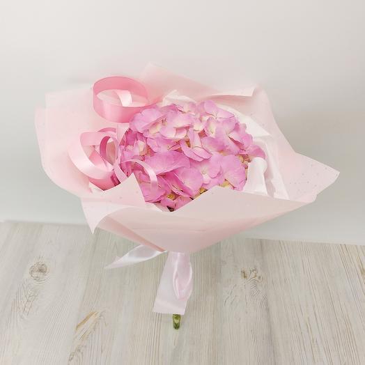 """Букет """"Ягодная гортензия"""": букеты цветов на заказ Flowwow"""