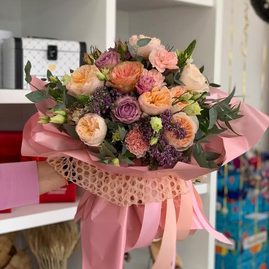 Ми ми от jennyflowers: букеты цветов на заказ Flowwow