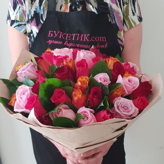 Мономикс: букеты цветов на заказ Flowwow