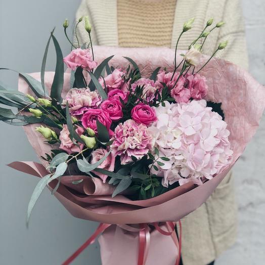 026: букеты цветов на заказ Flowwow