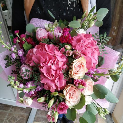 """Букет """"Моя муза"""": букеты цветов на заказ Flowwow"""
