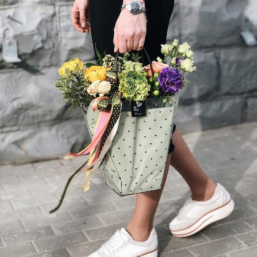 Далая: букеты цветов на заказ Flowwow