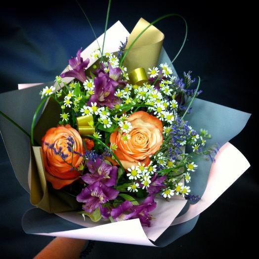 Отпуск: букеты цветов на заказ Flowwow