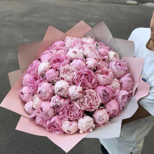 Сара Бернар: букеты цветов на заказ Flowwow