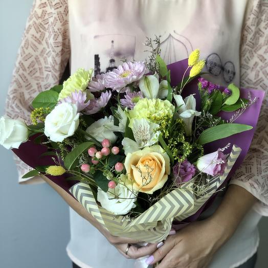1 сентября (1): букеты цветов на заказ Flowwow