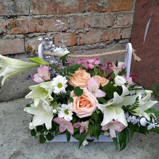 "Композиция ""Уикенд"": букеты цветов на заказ Flowwow"