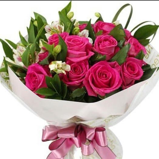 Букет Мелодия: букеты цветов на заказ Flowwow