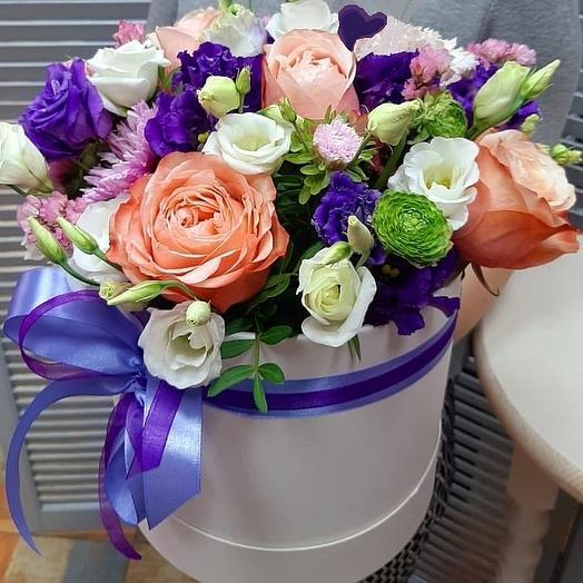Летняя прогулка: букеты цветов на заказ Flowwow