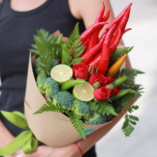 Red Hot Chili Peppers: букеты цветов на заказ Flowwow