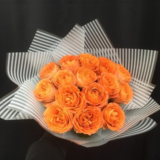 Orange brunch: букеты цветов на заказ Flowwow