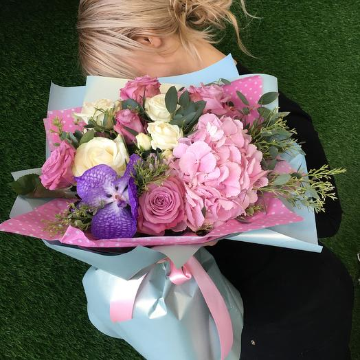 Tiffany: букеты цветов на заказ Flowwow