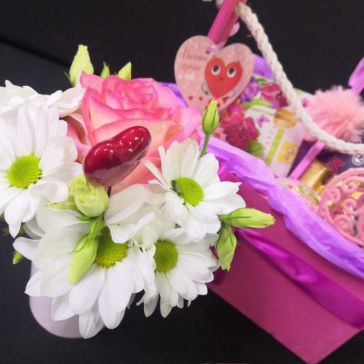 Strike: букеты цветов на заказ Flowwow