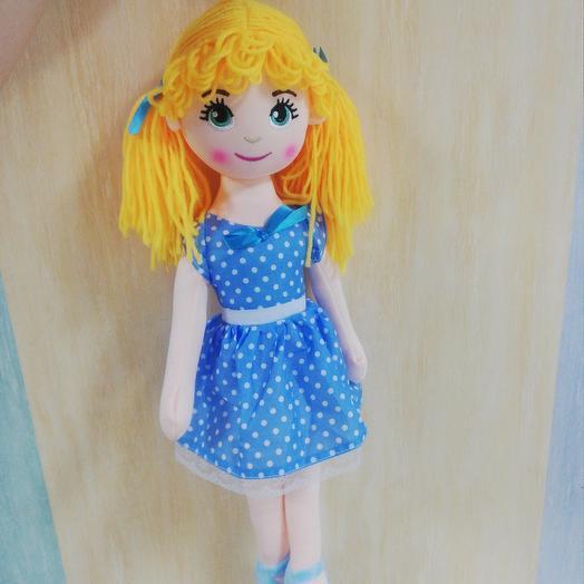 Кукла Соня: букеты цветов на заказ Flowwow