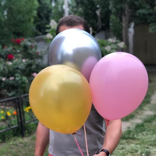 3 шарика