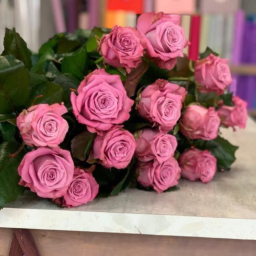 Роза 15 штук