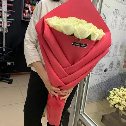 Оригами 19 роз