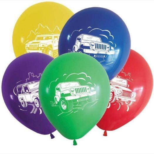 23 февраля набор шаров 5 шт