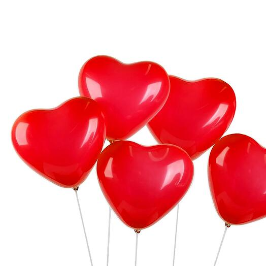 "Latex Balloon "" Heart»"